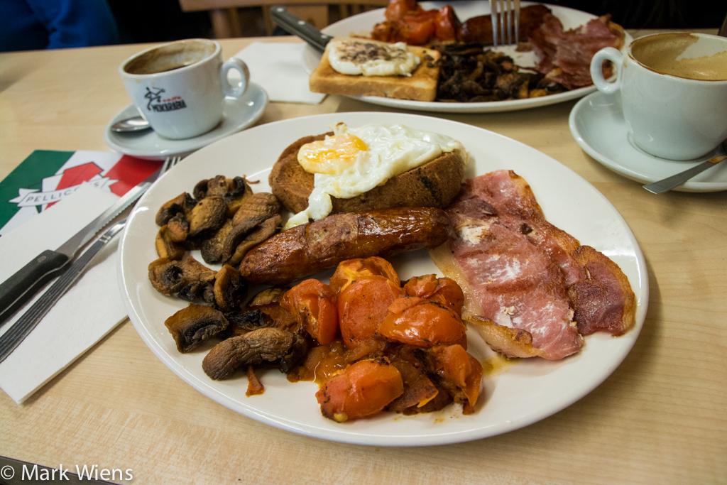 E Pellicci Restaurant London