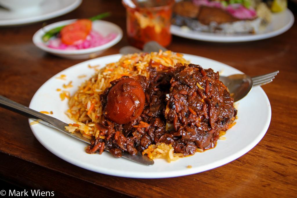 Zanzibari food