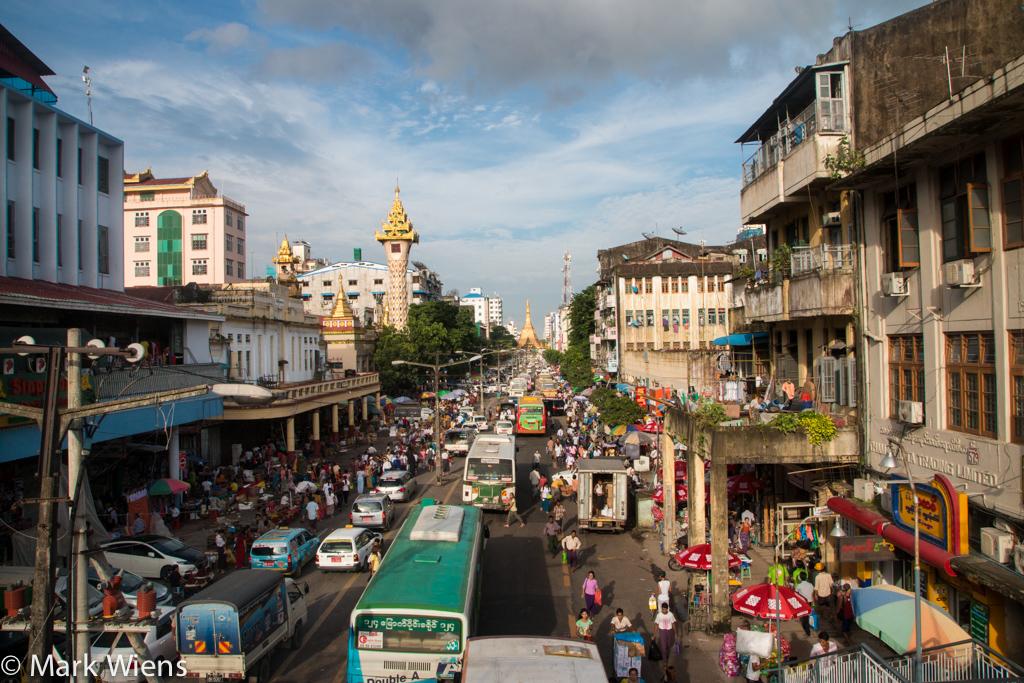 41 Photos That May Tempt You to Visit Yangon, Myanmar Immediately