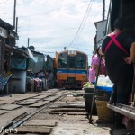 Maeklong Railway Market and Delicious Chili Sauce (Day 10)