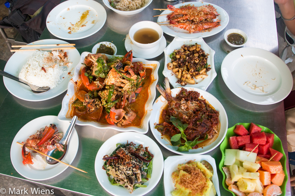 Rangoon Burma Restaurant Menu