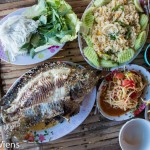 Day Trip to Ubol Rat Lake for Grilled Fish, Khon Kaen, Thailand