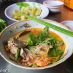 Hu Tieu Nam Vang – A Typical Street Food Lunch in Saigon, Vietnam