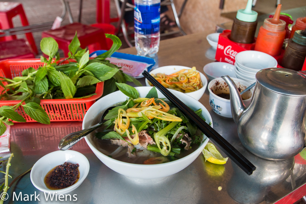 Beef Pho in Saigon: Try It at Pho Phuong 25