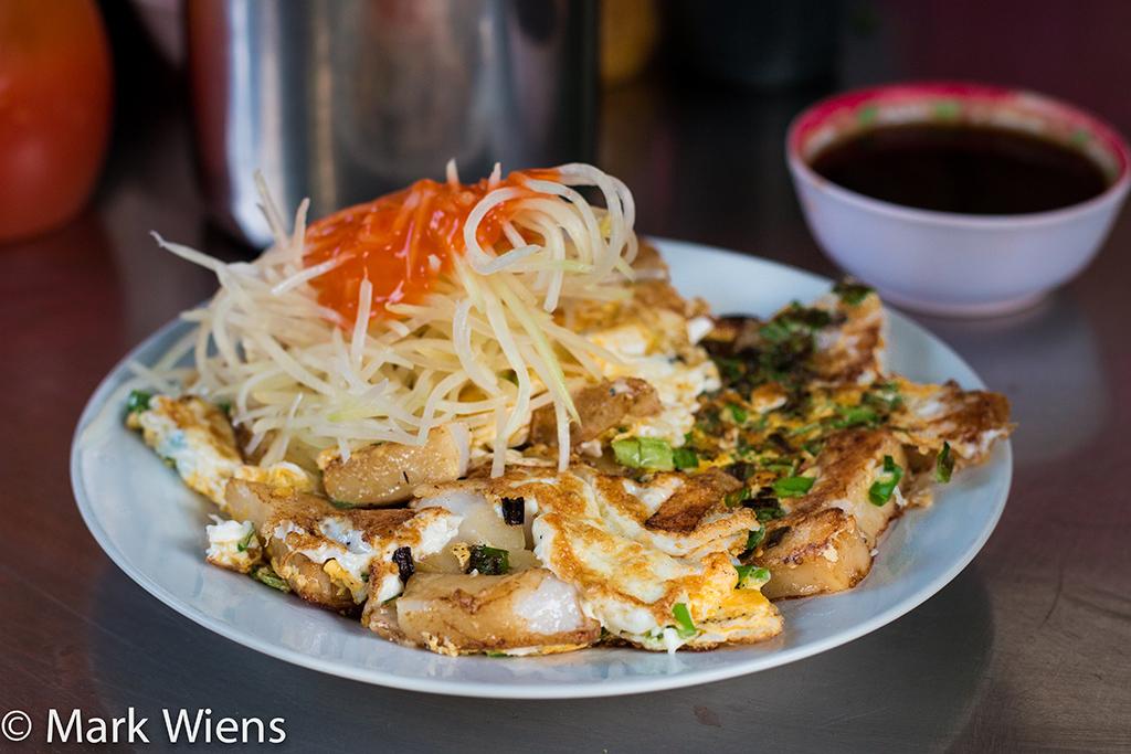 bot chien in Vietnam