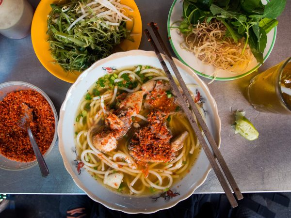 Saigon food guide