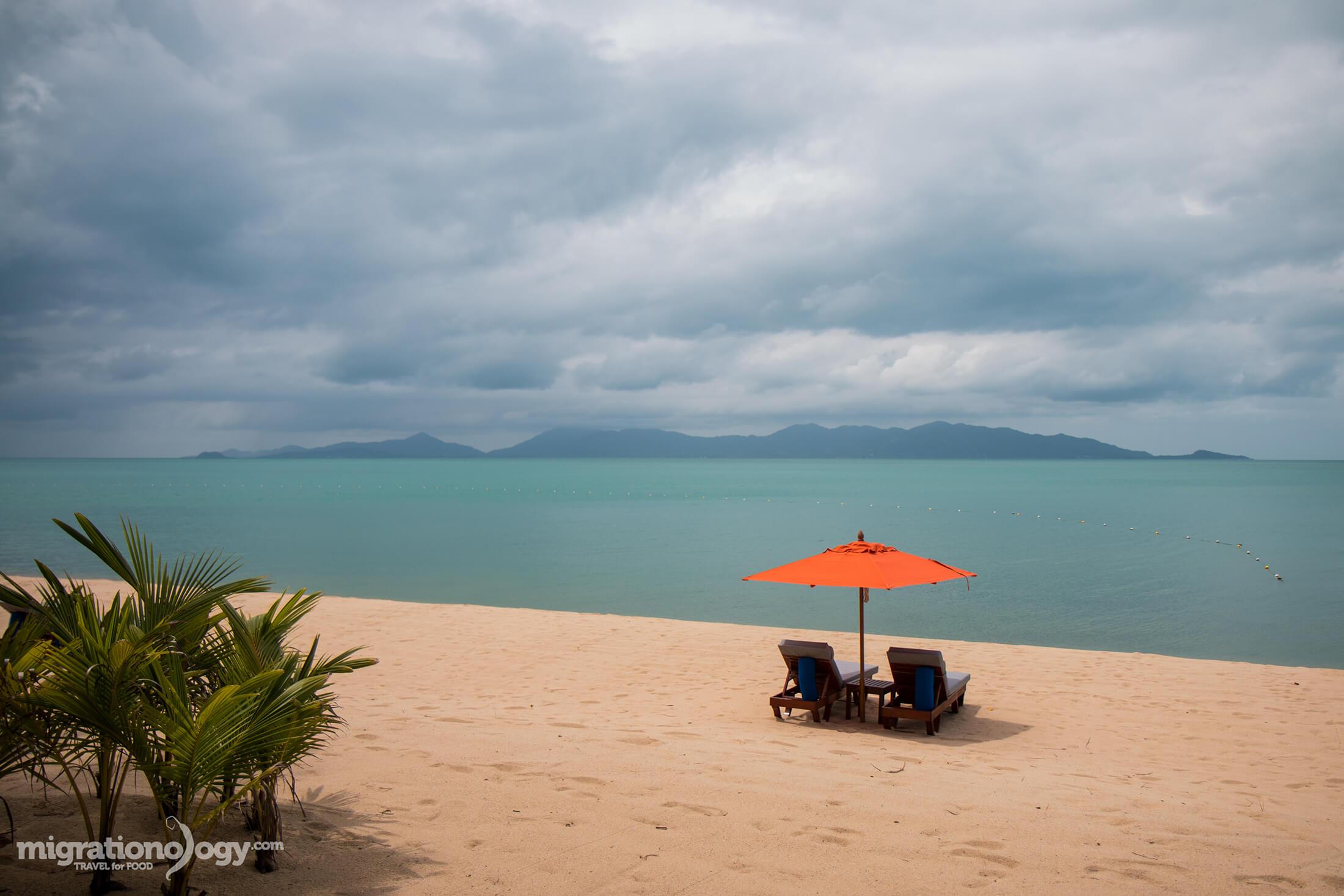 Santiburi Beach Resort Koh Samui