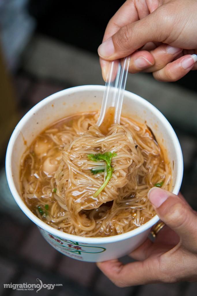 Taiwanese food blog