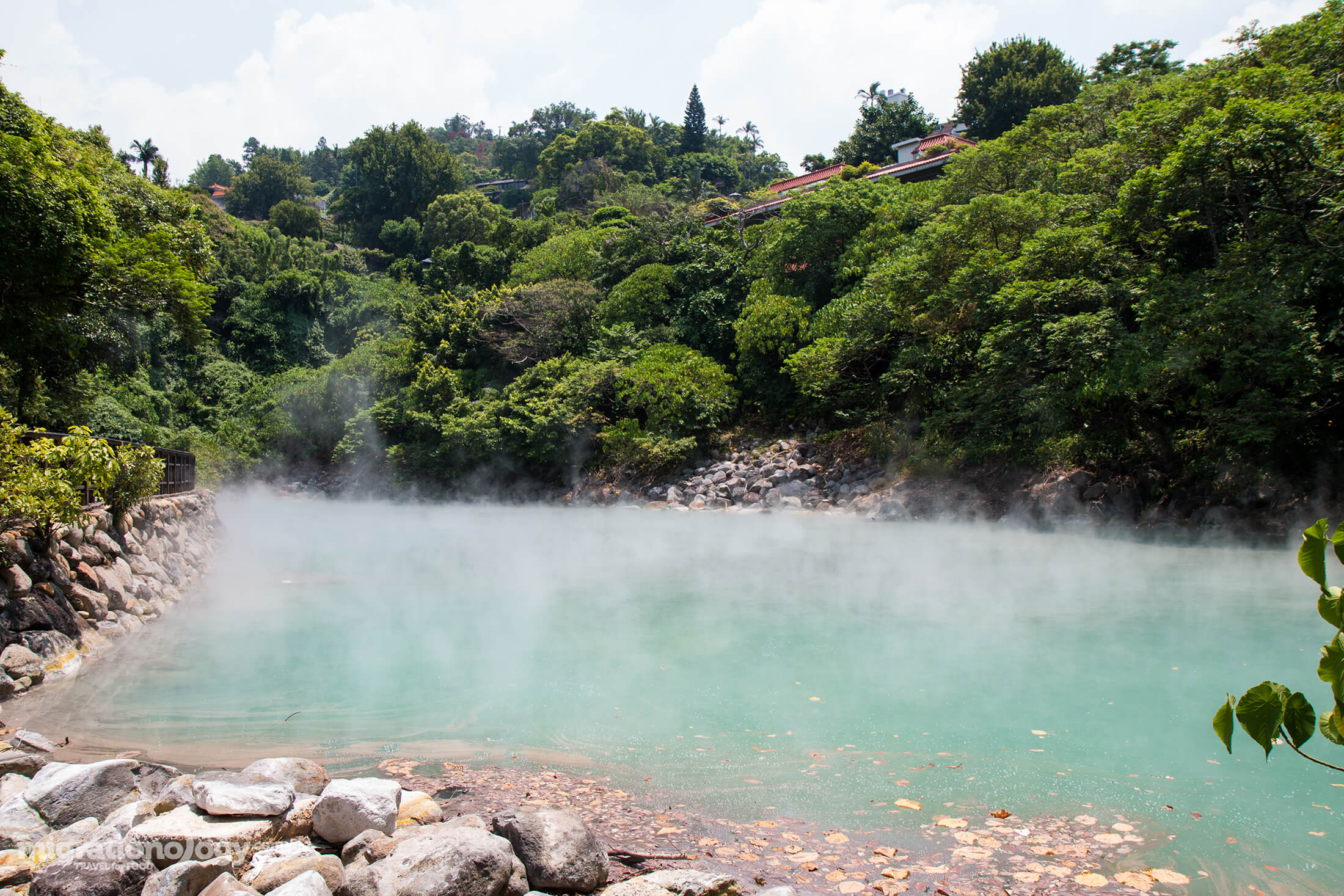 Day Trip To Beitou Hot Springs And An Unexpected
