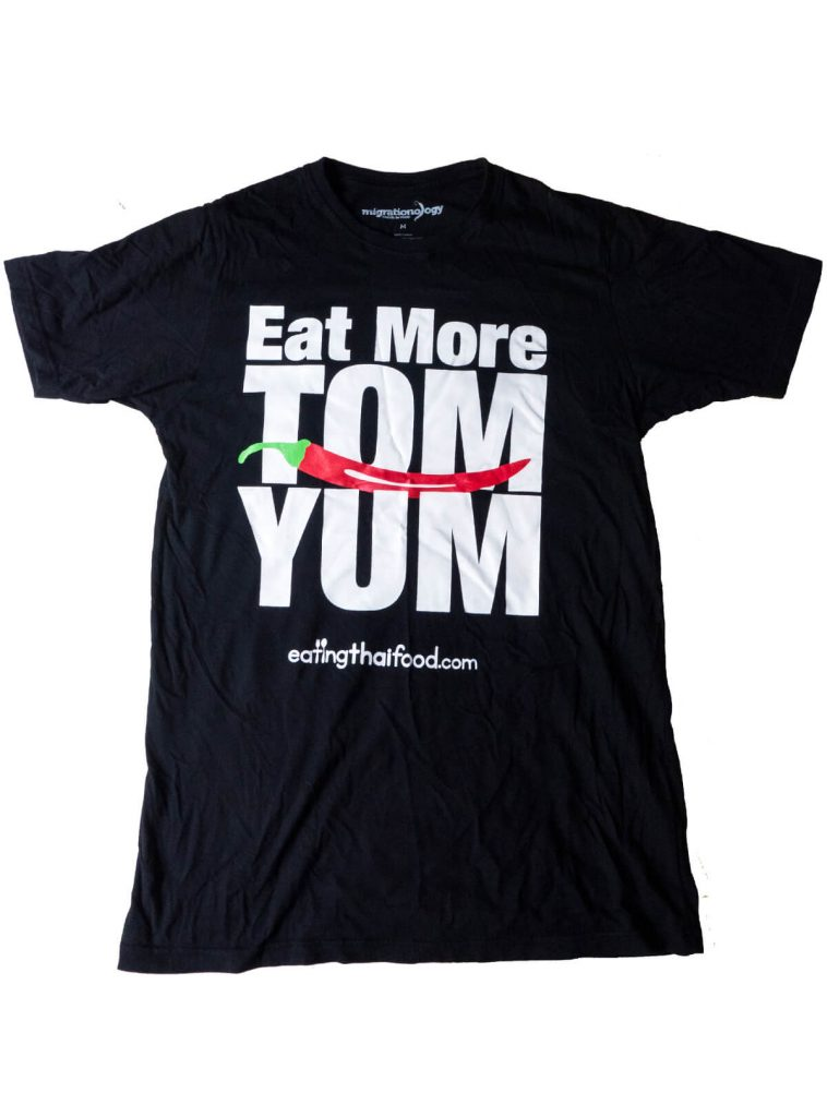 tom yum t-shirt