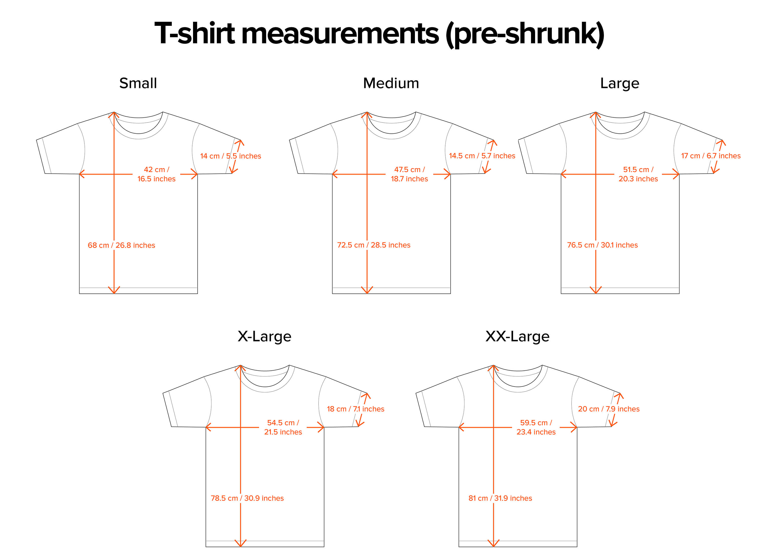 T-shirt-Measurements-Final