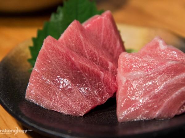 tuna belly