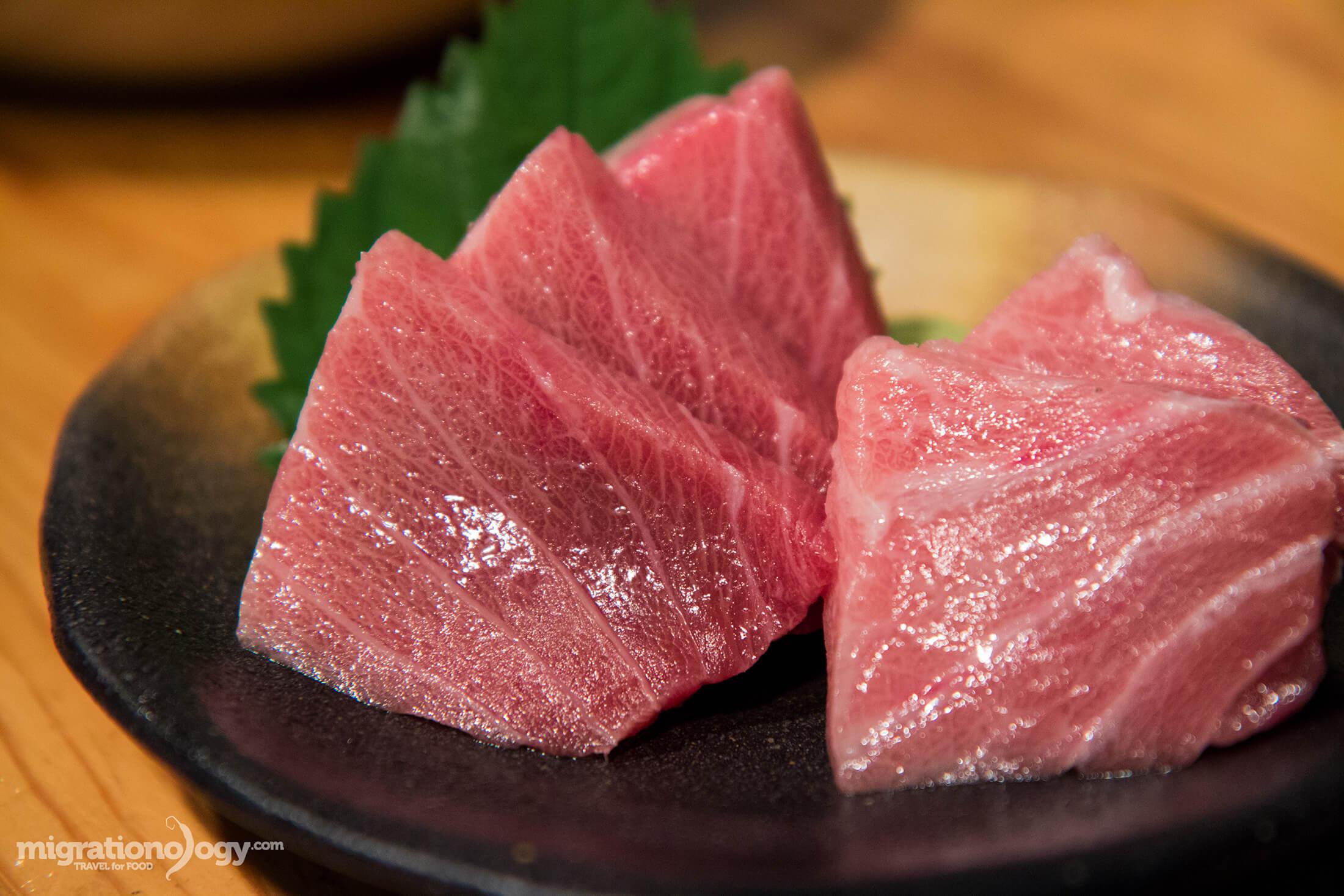 Melt In Your Mouth Tuna At Osaka S Chayamamchi Maguroya