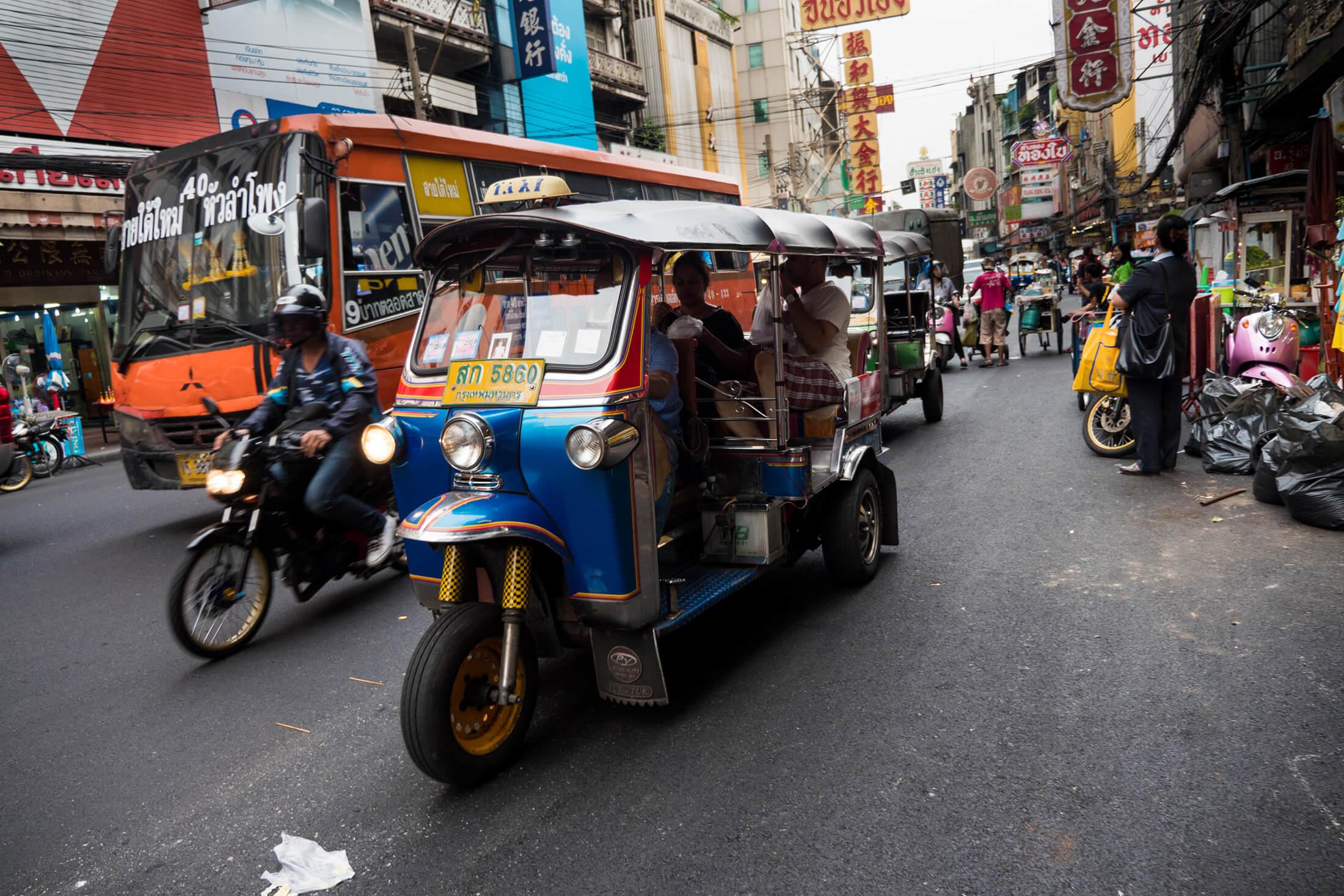 Bangkok Travel Video Guide