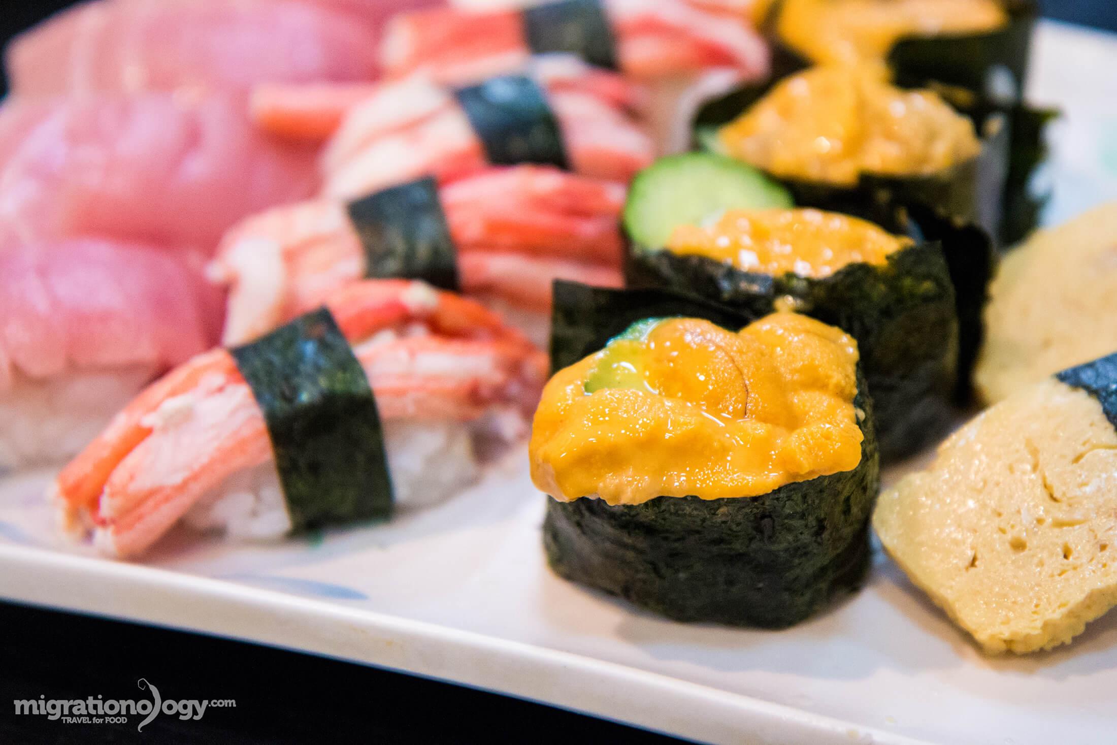 Famous Sushi Restaurant In Japan