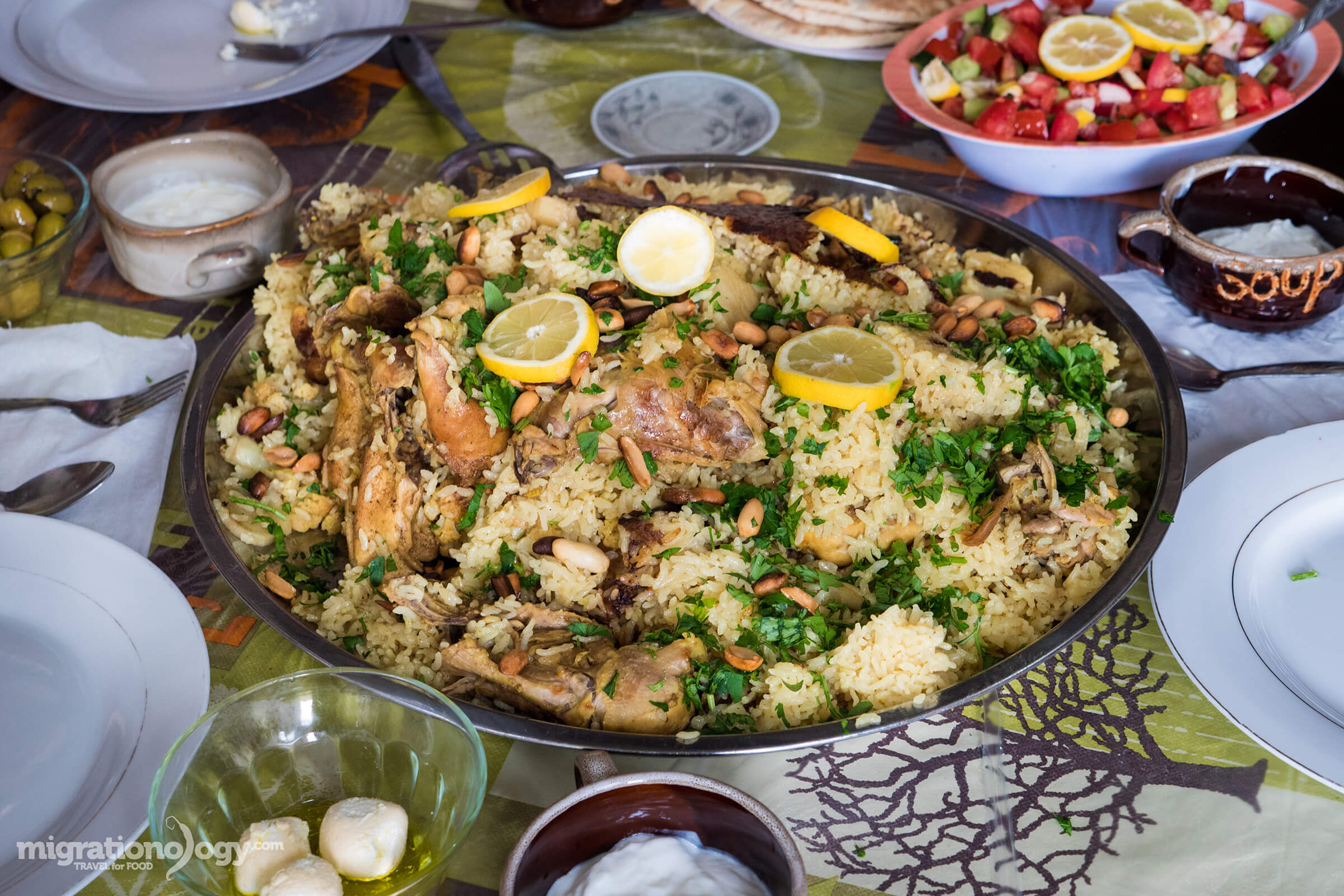 Jordanian food 25 of the best dishes you should eat maqluba forumfinder Choice Image