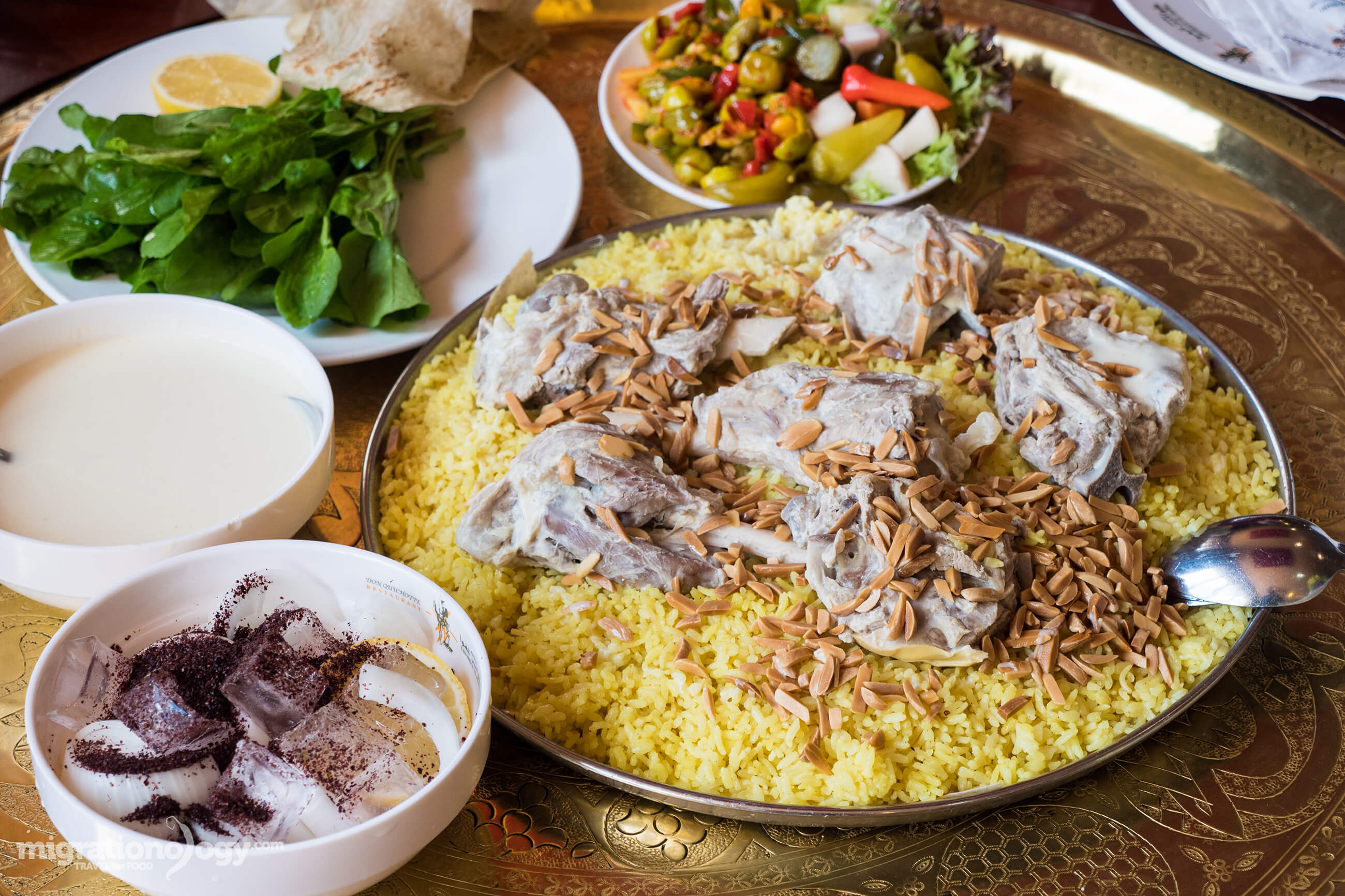 colchón caos Joseph Banks  Mansaf - The One Dish You Have To Eat in Jordan
