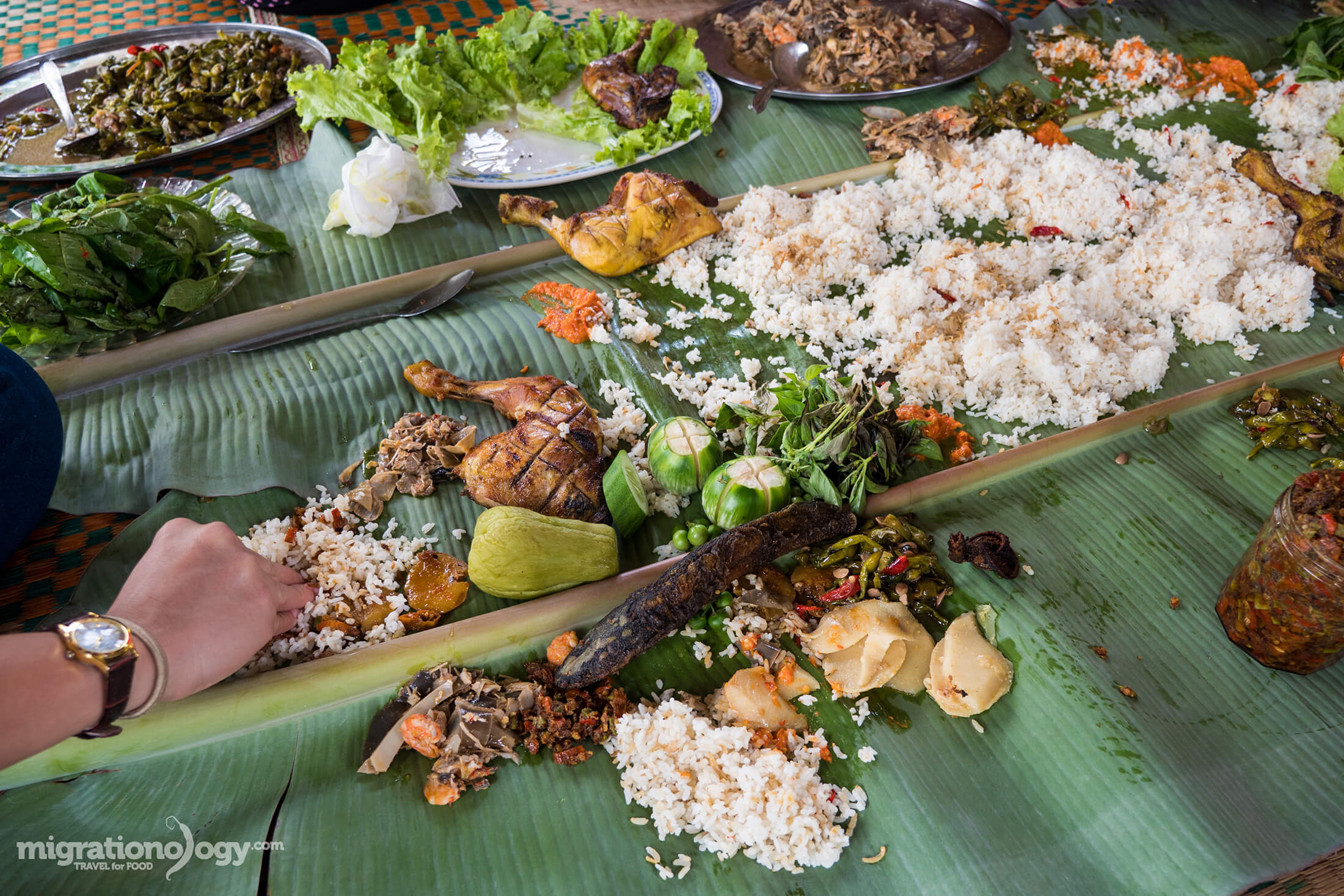Indonesian food 50 of the best dishes you should eat for Authentic indonesian cuisine