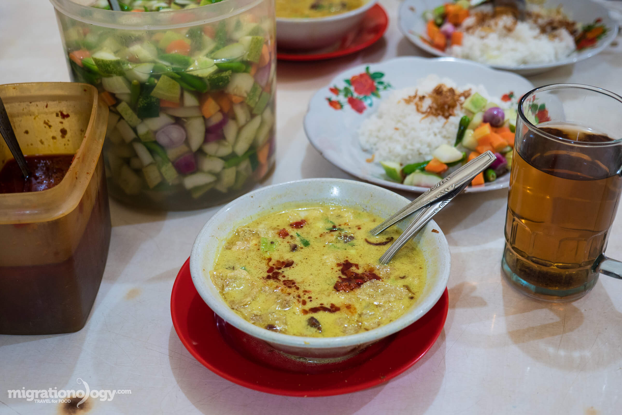 Soto Betawi An Indonesian Dish You Have To Eat In Jakarta