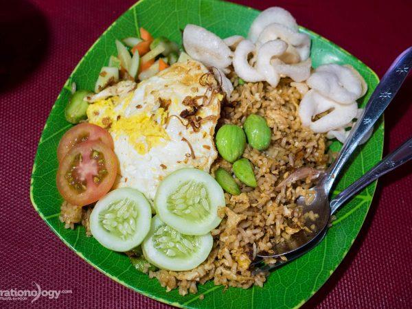 Jakarta street food
