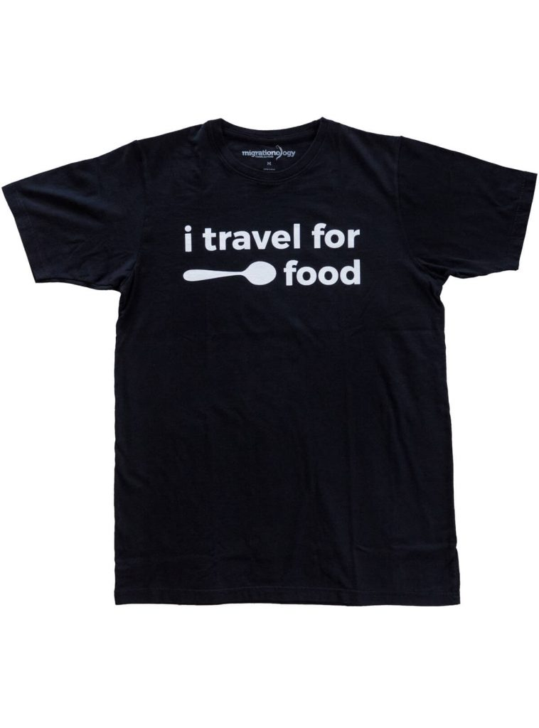 i travel for food
