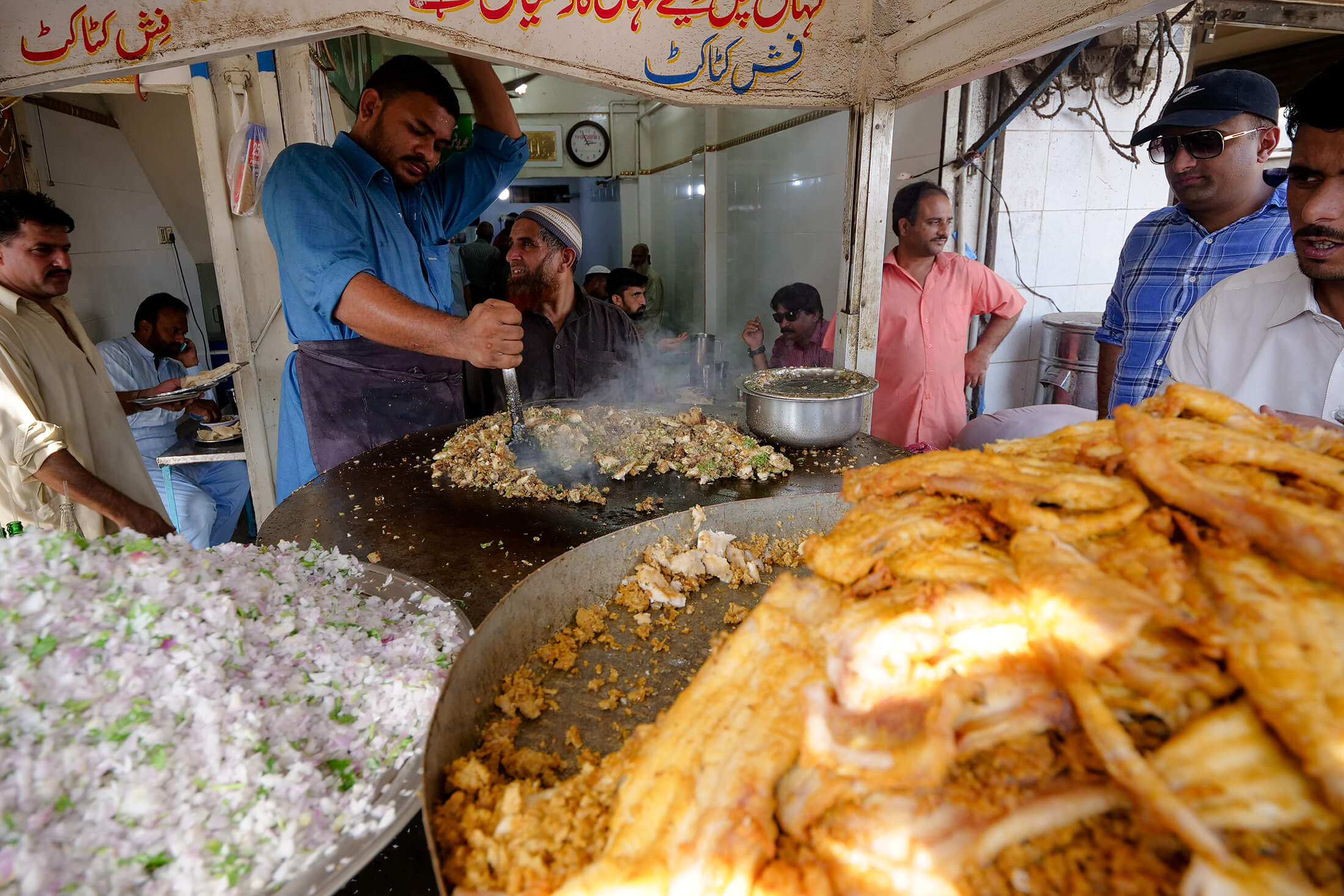 Pakistani Street Food Guide - A Must-Eat Tour of Karachi