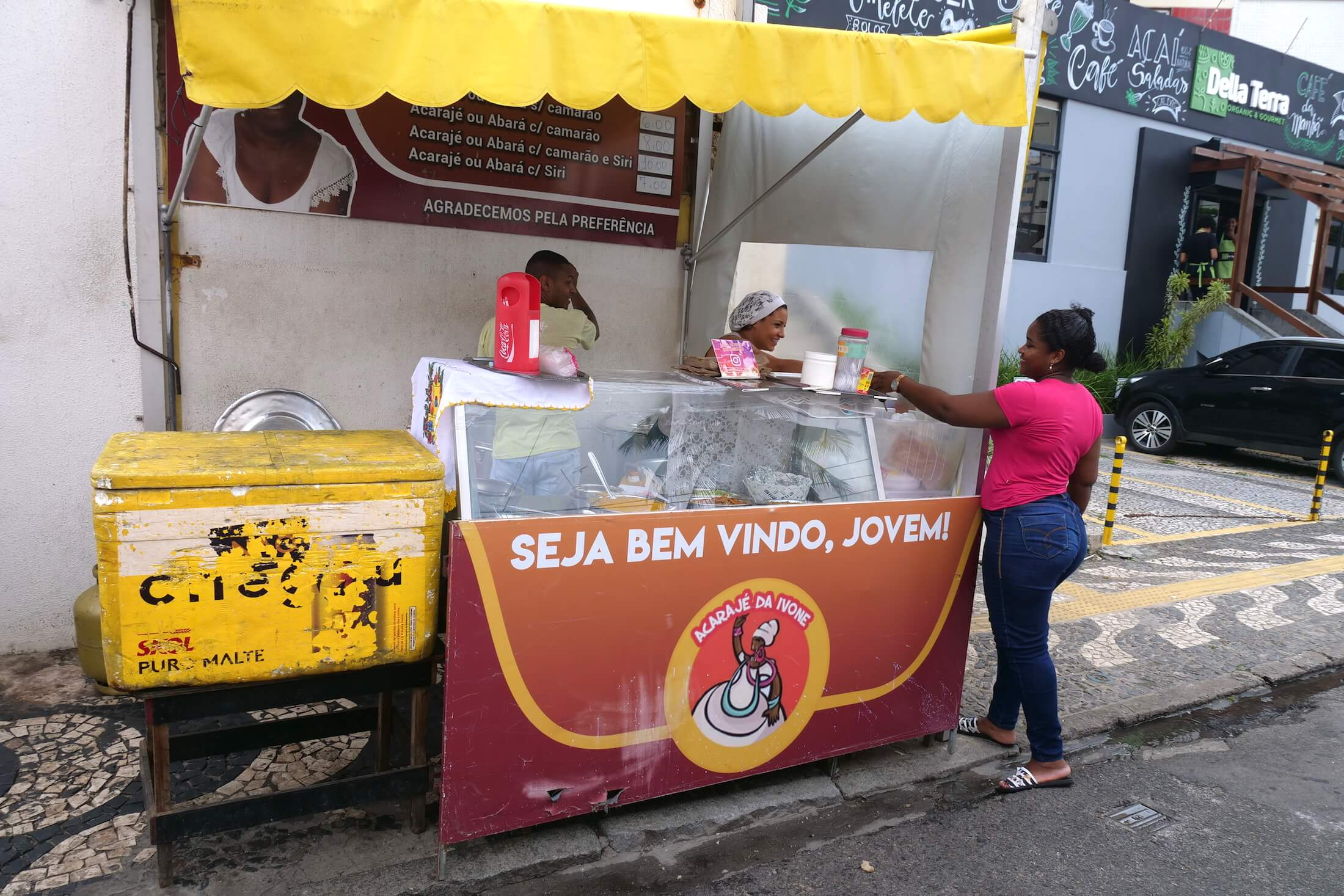 do yourself a favor and Travel for Food in Bahia, especially Salvador