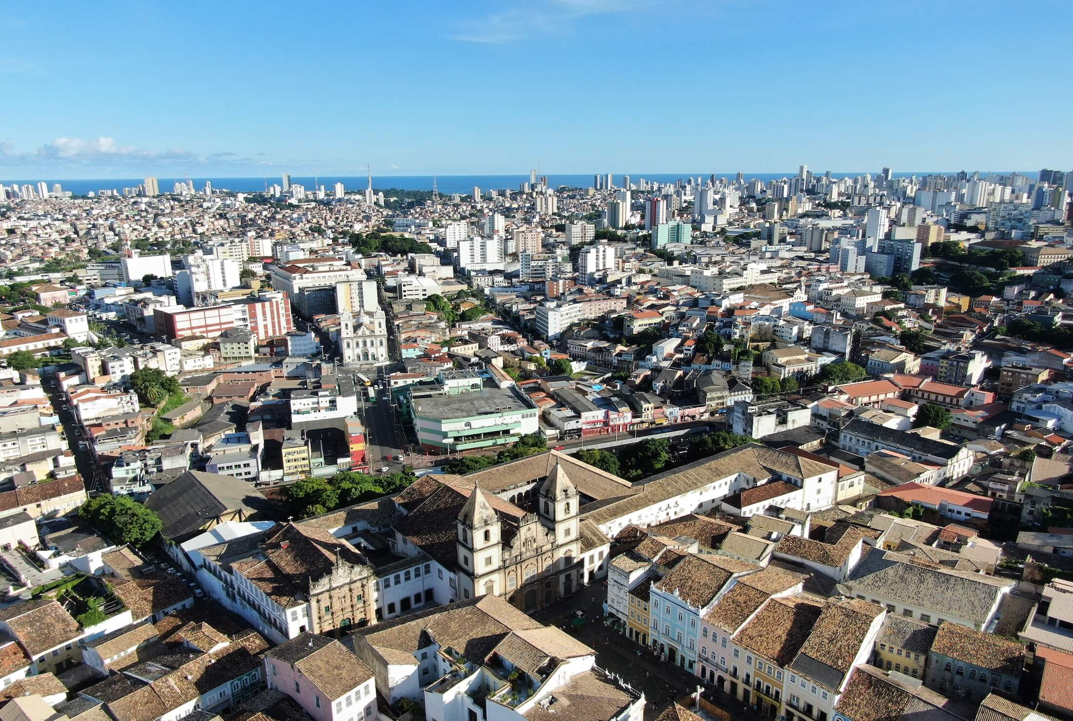 A historic city of Brazil, this is a place that deserves a visit