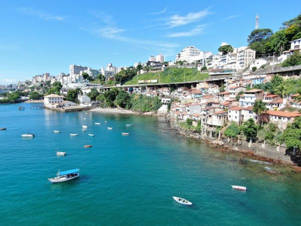 Visit Salvador, and stay awhile, the hospitality and over-whelming amounts of delicious food, are a gift to those who travel for food in Brazil