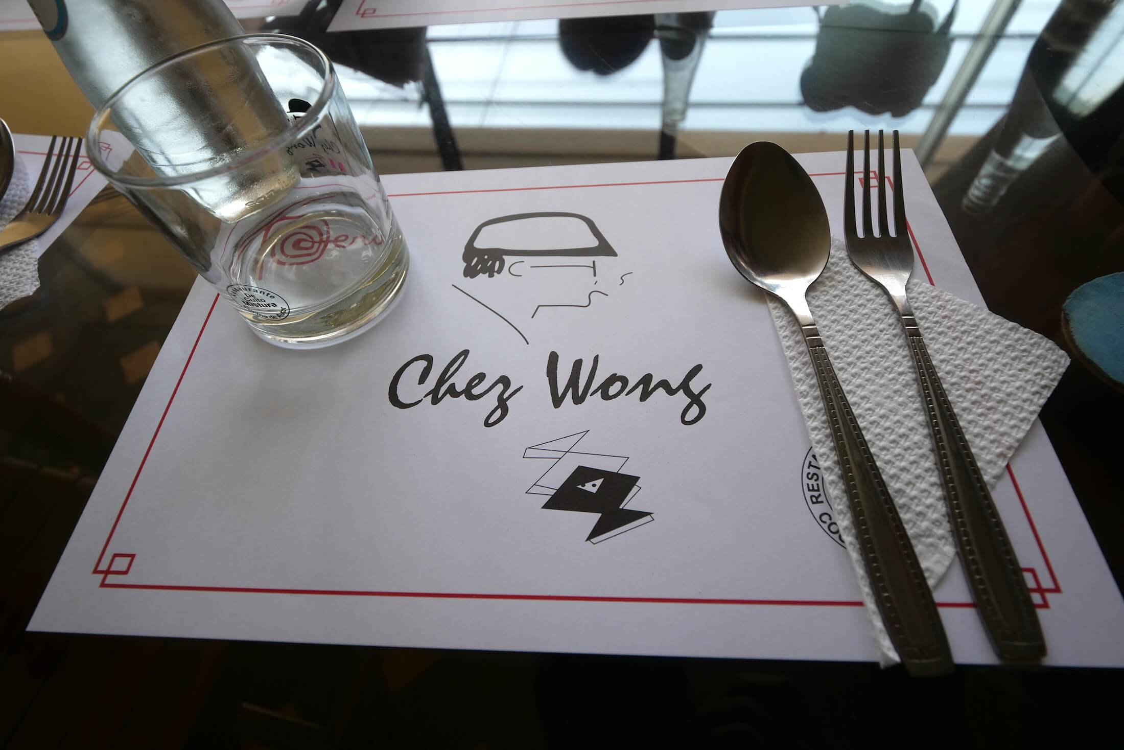 When you're in Lima, Peru, Chez Wong is a food experience you need to have