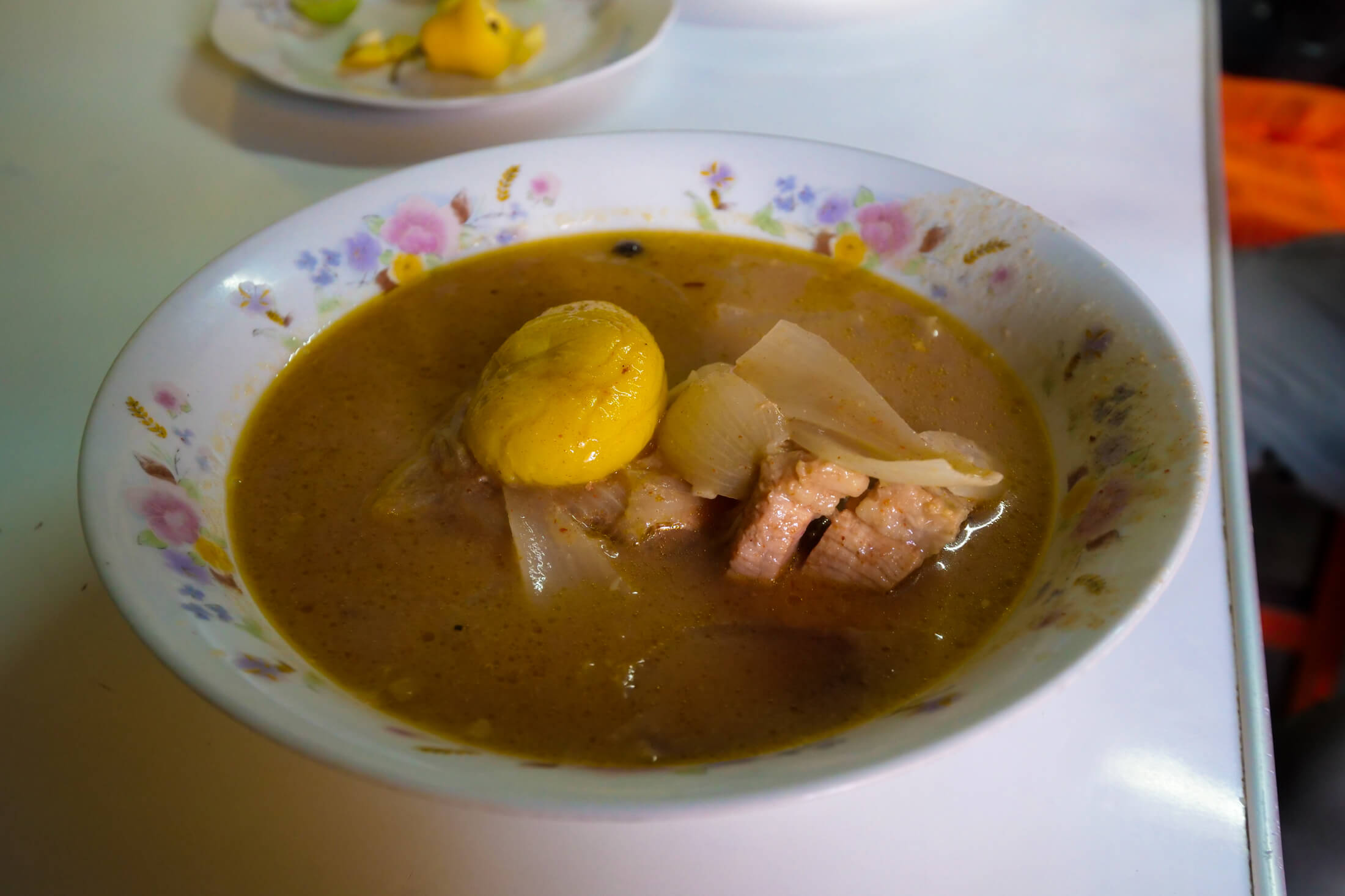 Adobo, one of Peru's most delicious high-altitude soups