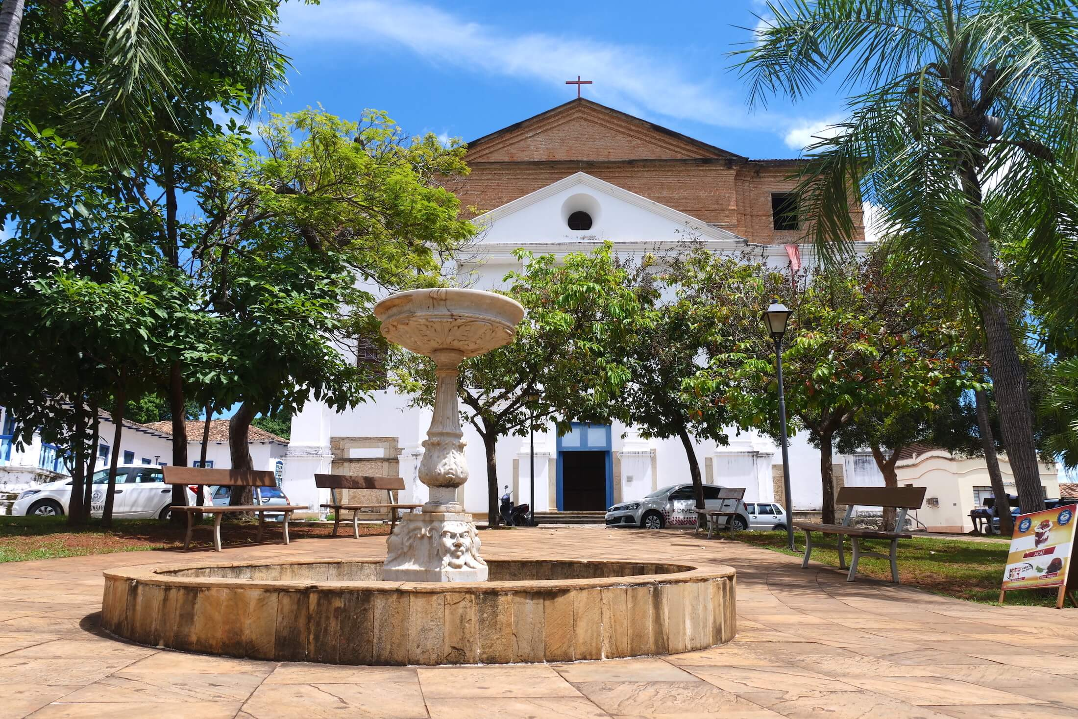 Goias town is the place to go to eat Pequi in Brazil