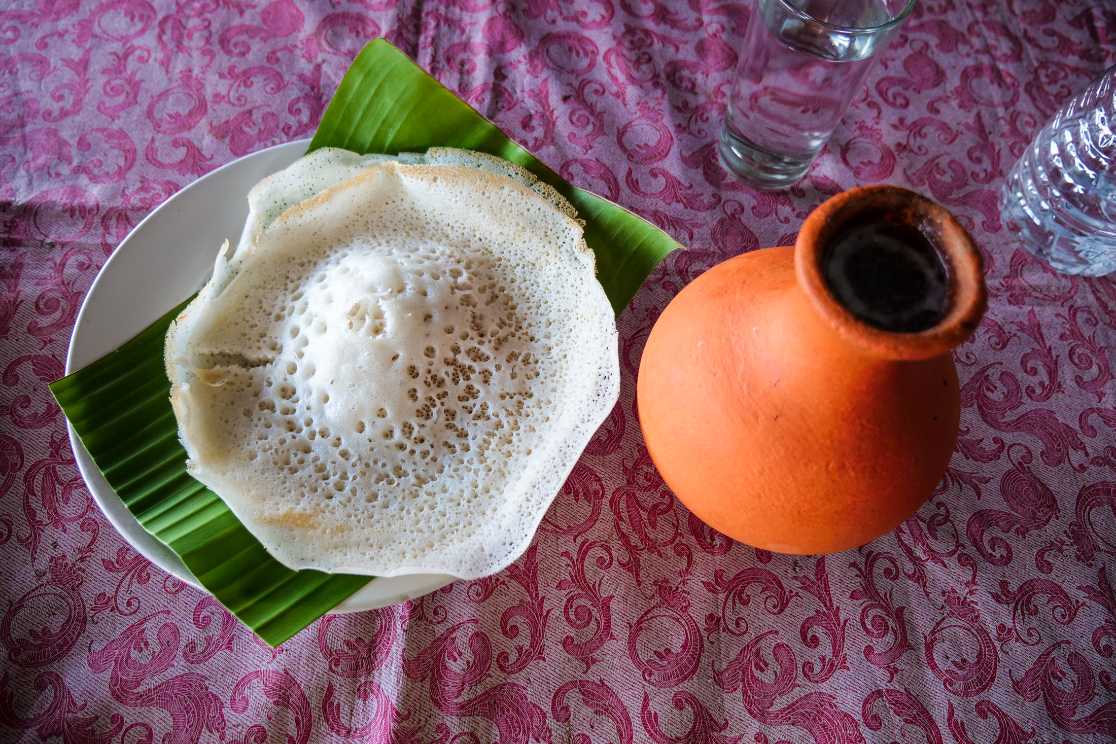 You may have eaten coconut toddy before, and not even known it!